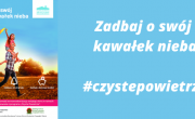 plakat Programu Czyste Powietrze