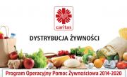 plakat programu Pomoc Żywnościowa