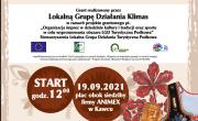 plakat Festiwal rękodzelnictwa i twórczości ludowej